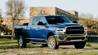 2019 RAM Trucks 2500 Big Horn Mega Cab 4x4