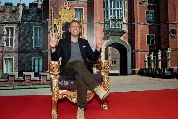 Matt Barbet, ITV Daybreak presenter