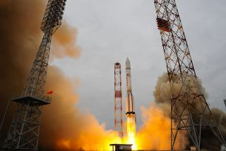 ExoMars Launches to Red Planet, March 14, 2016
