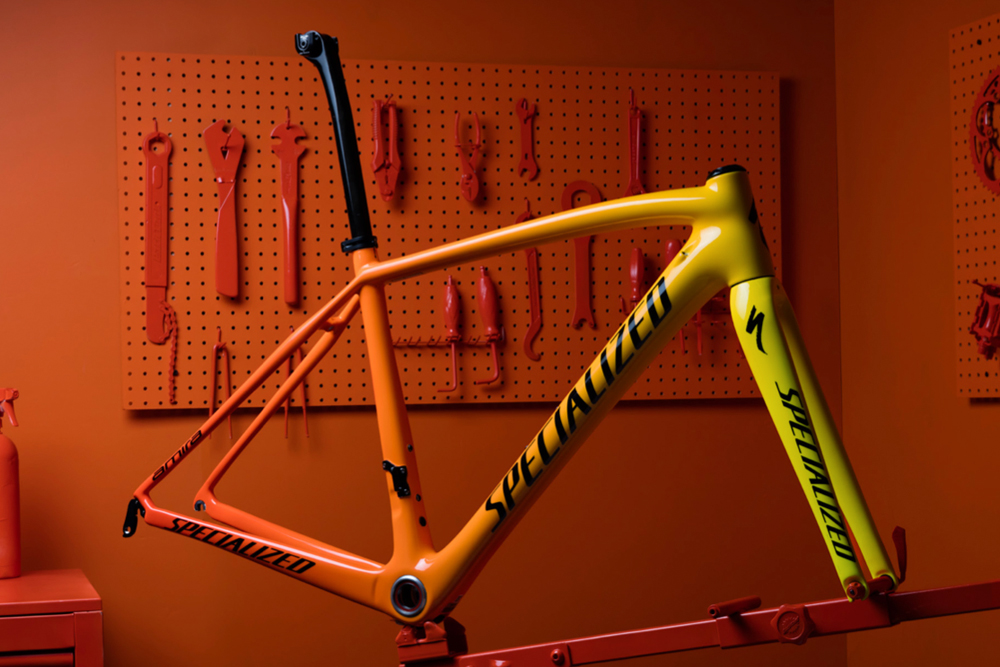 Specialized S Rio 2016 Bikes Will Change Colour In The