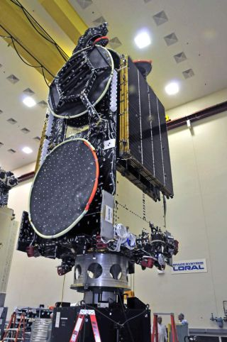 SES-4 Commercial Communications Satellite