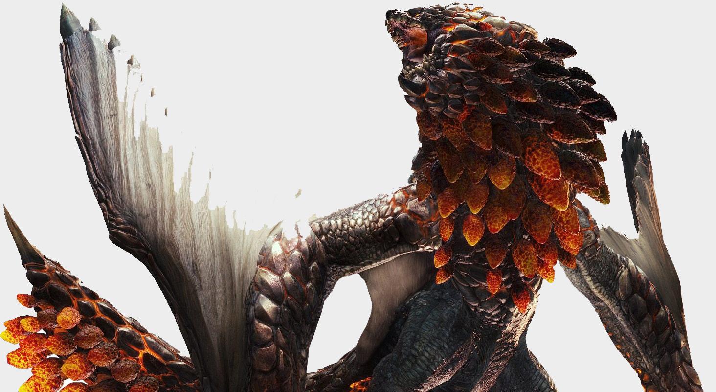 Monster Hunter World Monster List Pc Gamer