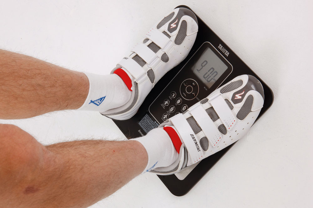 Weight loss is one benefit of cycling
