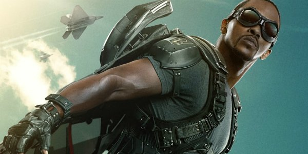 Anthony Mackie as Falcon