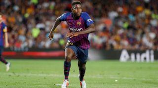 Samuel Umtiti Man Utd