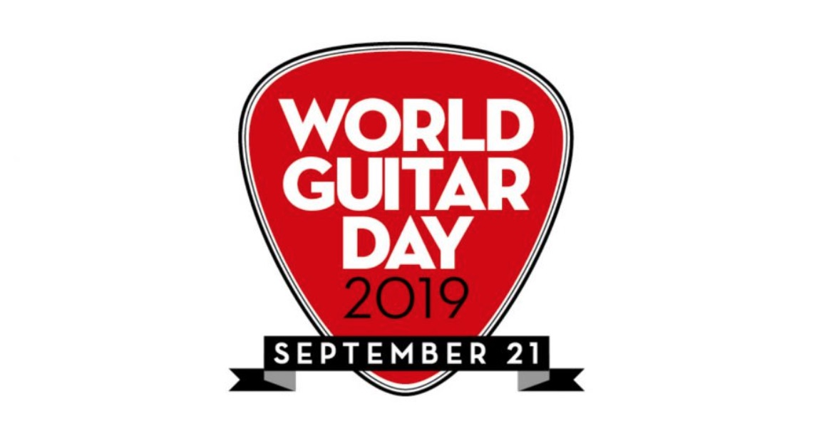 Mark Your Calendars for World Guitar Day 2019