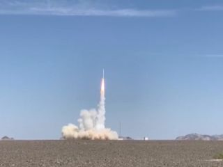 China's Private 'Smart Dragon-1' Rocket Aces 1st Mission