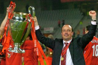 Soccer – UEFA Champions League – Final – AC Milan v Liverpool – Ataturk Olympic Stadium