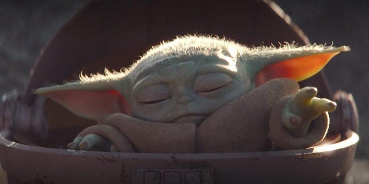 Baby Yoda Toy: 'The Mandalorian' Unveils Animatronic The Child