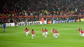 Man Utd Chelsea 2008