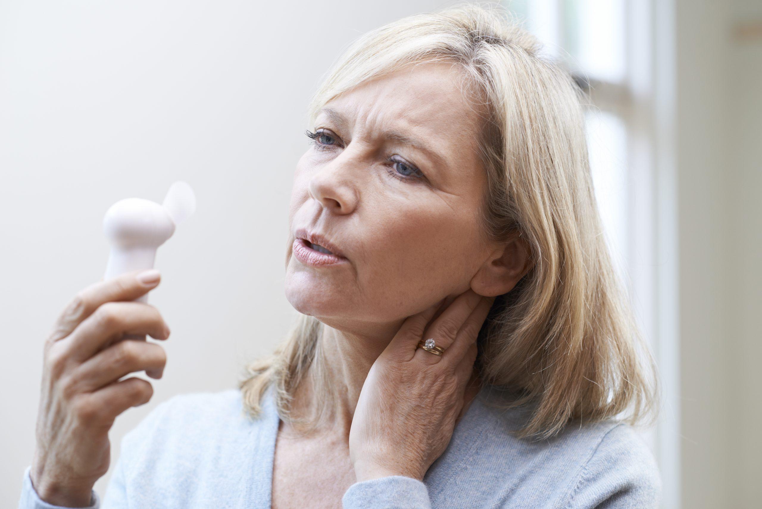 medical herbalist reveals three herbs for menopause symptoms