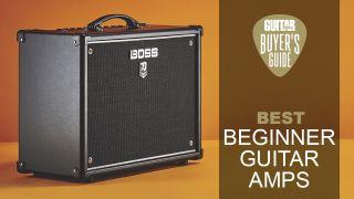 Best beginner guitar amps: top guitar amplifiers for beginners