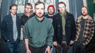 A press shot of hey colossus