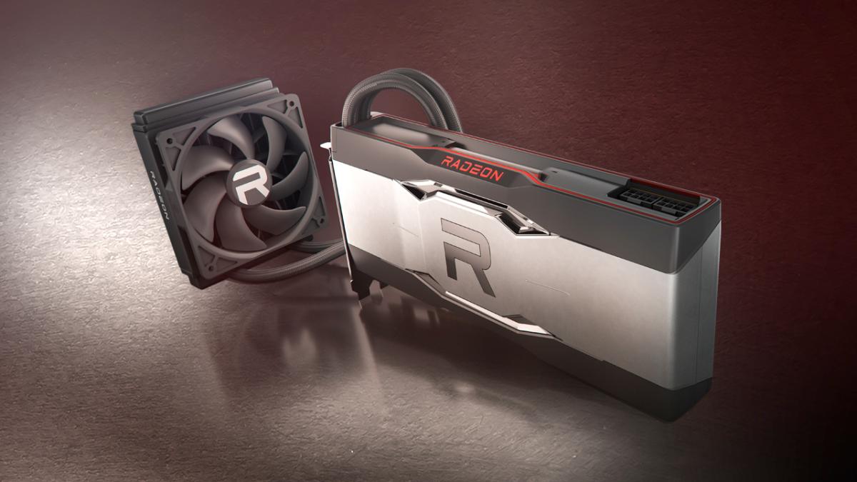 AMD Launches Radeon RX 6900 XT Liquid Cooled
