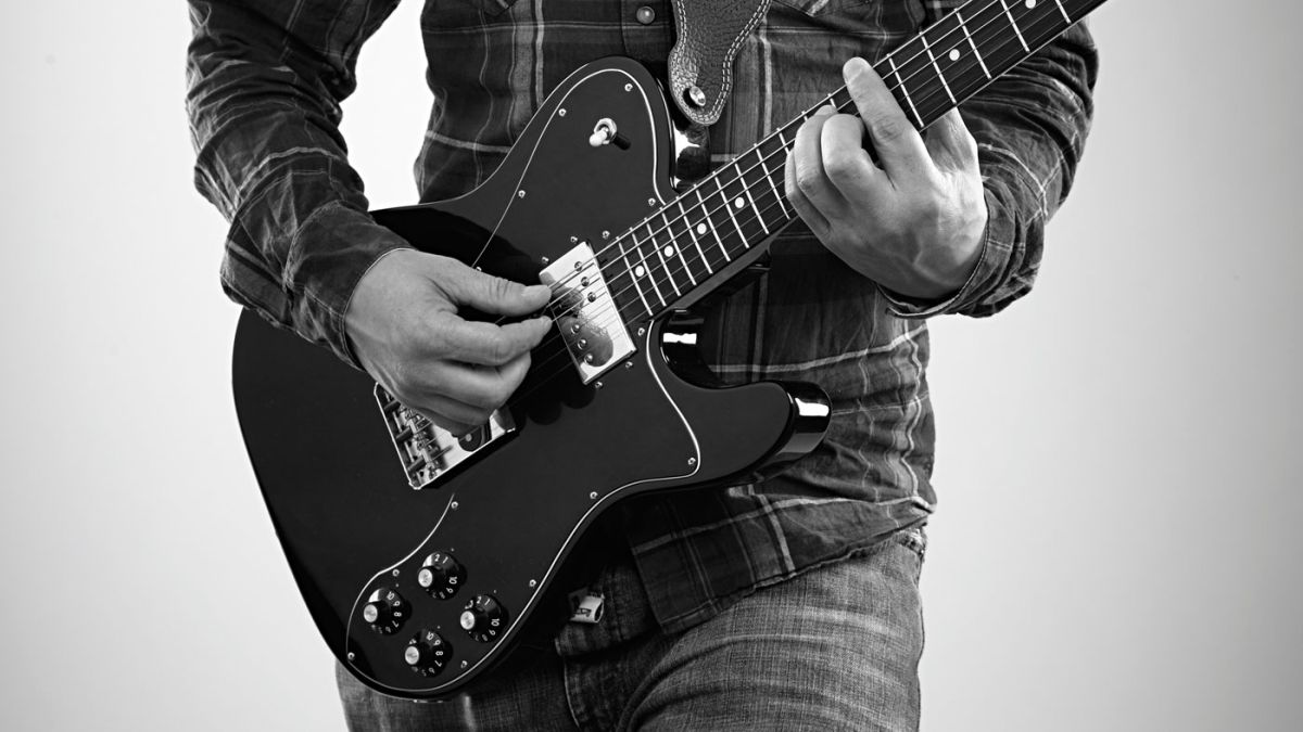 Easy guitar theory: diatonic chord progressions