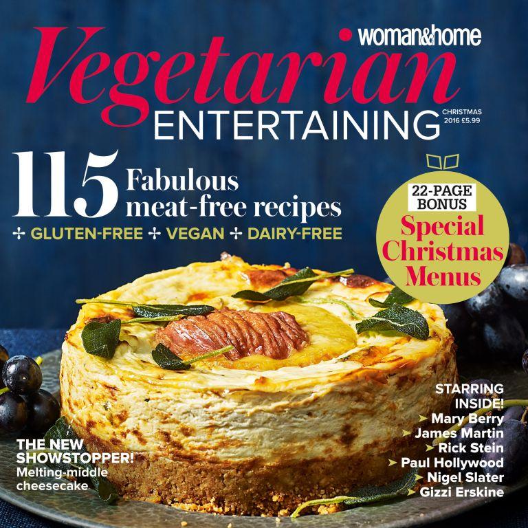 Vegetarian Cover