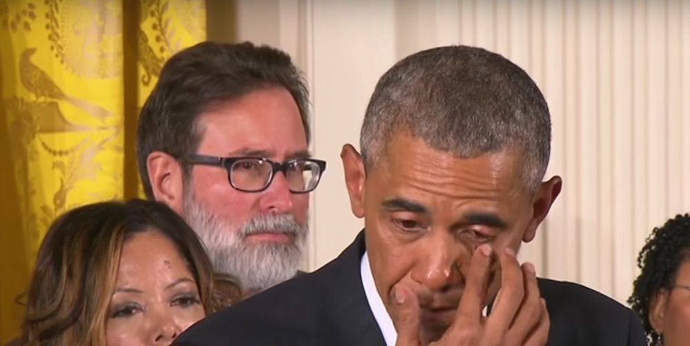 Obama's Tears: The Science of Men Crying   Live Science