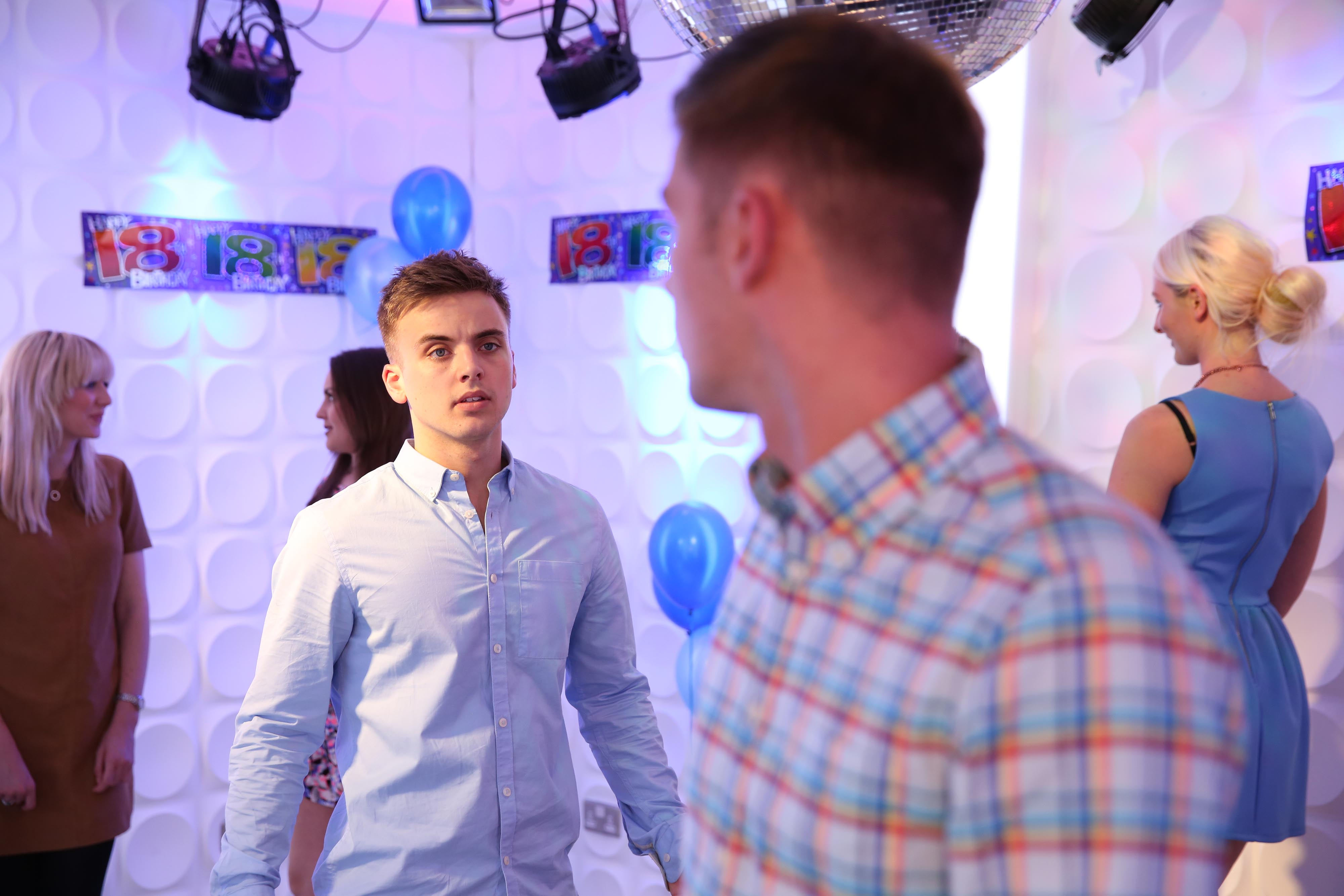 Hollyoaks Parry Glasspool Harry Doesn T Have To Hide His Feelings Because It S Kind Of Out There News Hollyoaks What S On Tv 23 parry glasspool premium high res photos. whatsontv co uk