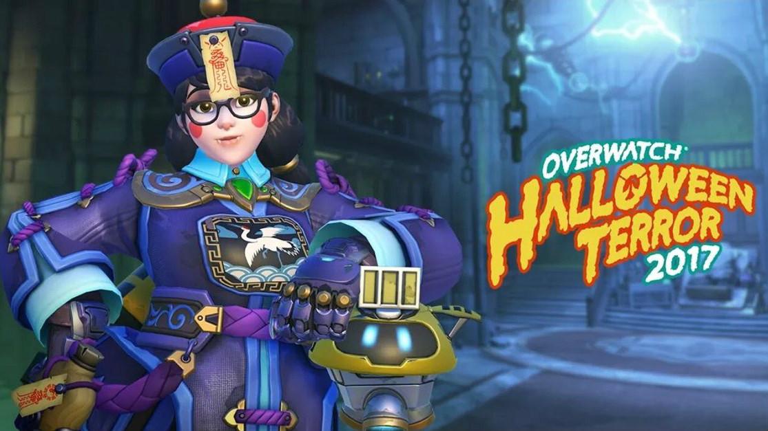 Les Skins pour Halloween ont fuité — Overwatch