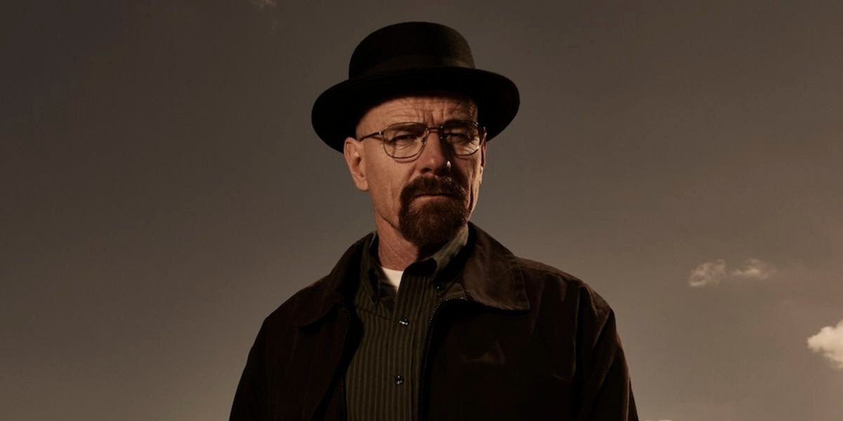 Bryan Cranston is Heisenberg