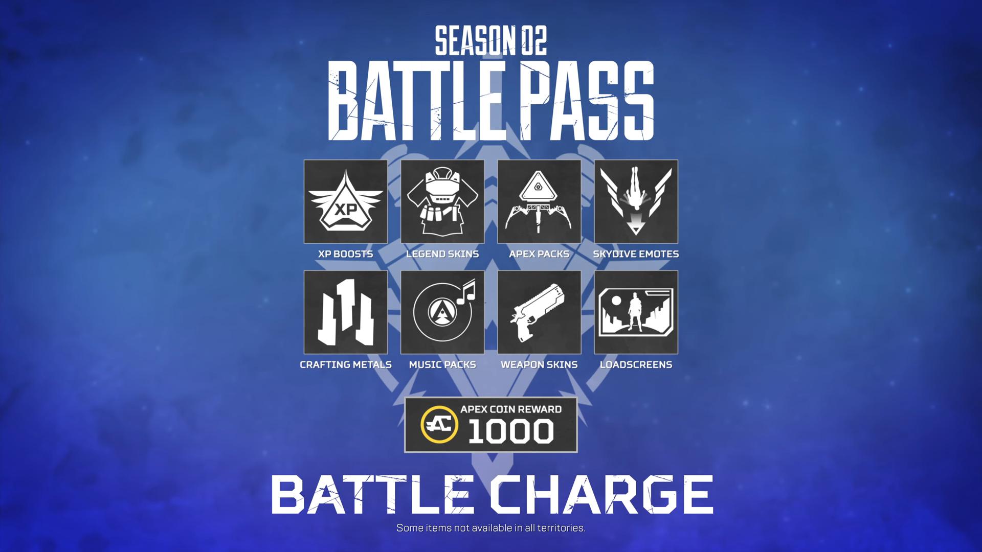 Apex Legends challenges guide: All the Season 2 battle pass