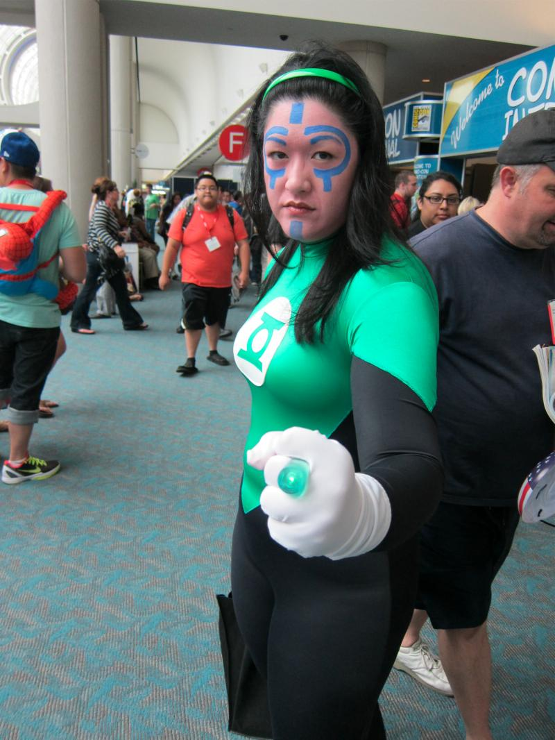 Comic Con 2011: The Best Costumes Of Day 4 #4949