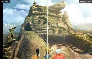 Final Fantasy 9 Moguri mod
