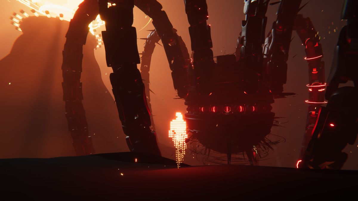 Recompile, the 3D action platformer set inside a mainframe, is out this summer