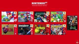 Nintendo Switch Online N64 Genesis