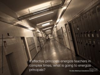 From the Principal's Office: Professional Learning School Leaders Need and Deserve
