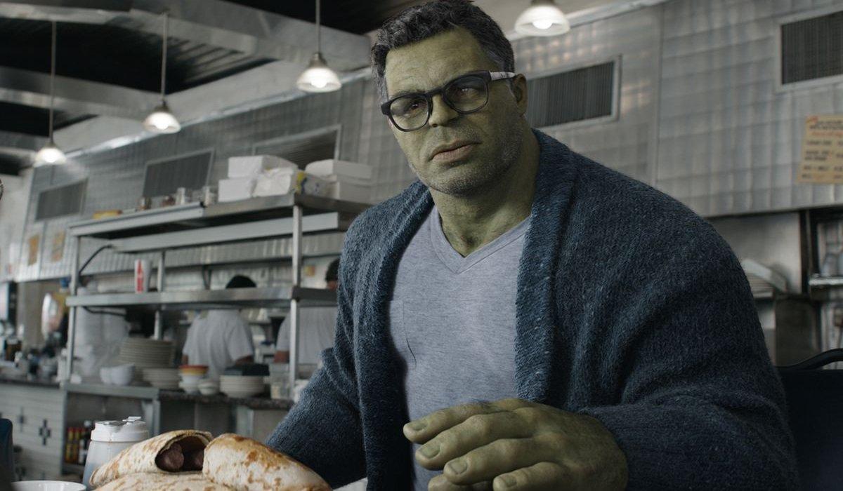 Professor Hulk Avengers Endgame MCU