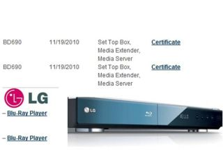 LG Reveals Wi-Fi Direct Blu-ray Player | Tom's Guide