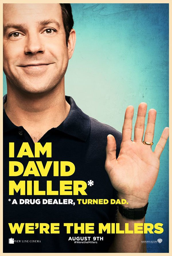 We're The Millers Jason Sudeikis Character Poster