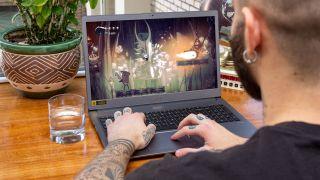Gaming Chromebook