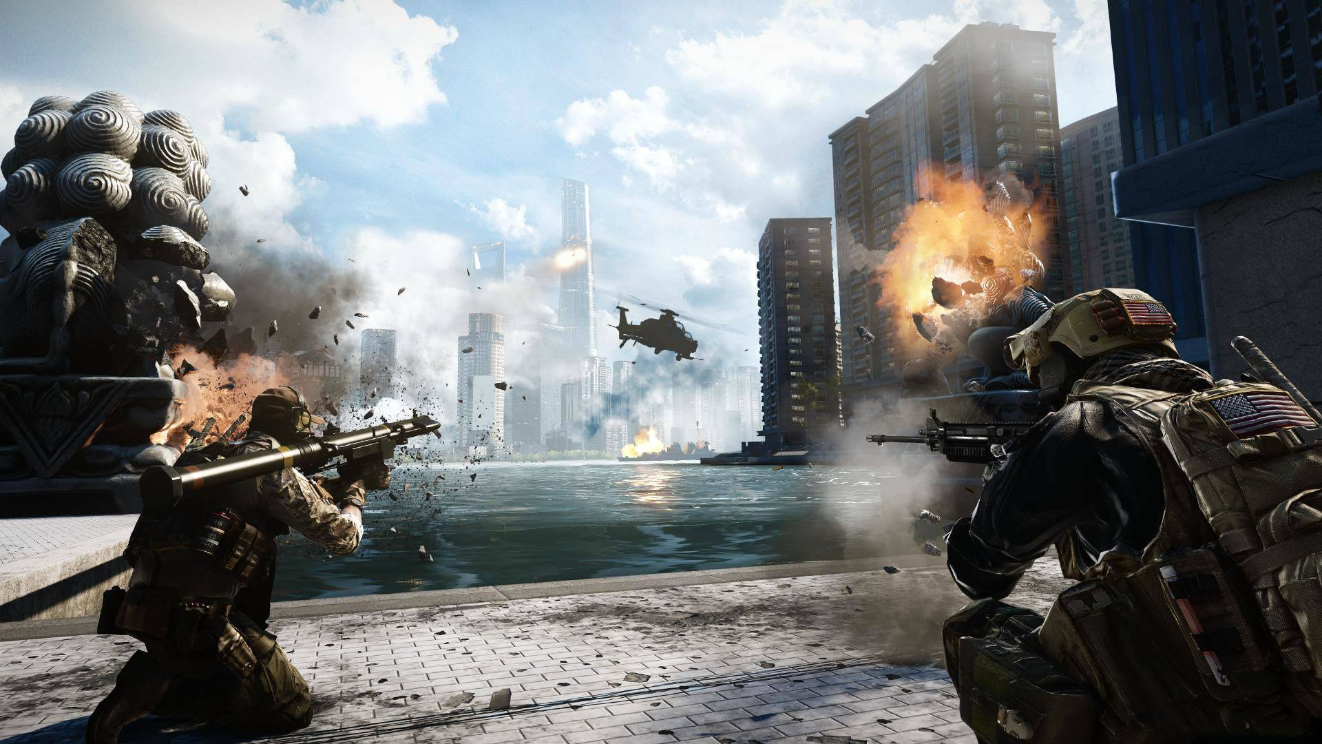 Why a single map has kept Battlefield 4 alive and unwell on consoles