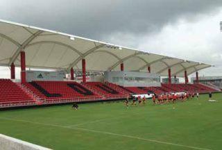 University of Louisville Creates Surround Sound Stadium Experience
