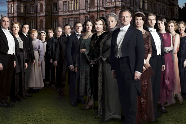 Series three of global hit Downton Abbey is back on ITV1, with a new addition, Hollywood star Shirley Maclaine as Lady Grantham's mother Martha Levinson