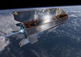 GOCE Mission to End in 2013