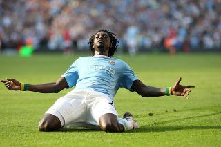 Soccer – Barclays Premier League – Manchester City v Arsenal – City of Manchester Stadium