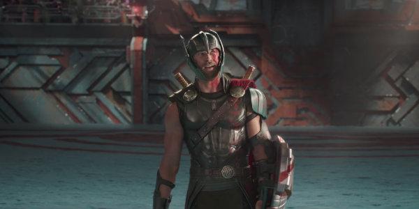 Thor Ragnarok Trailer Gladiator Arena