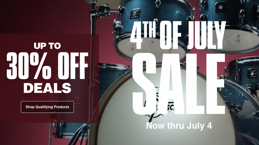 Ahead of Amazon Prime Day 2019, here are the best drum deals in Guitar Center's 4th Of July Sale | MusicRadar