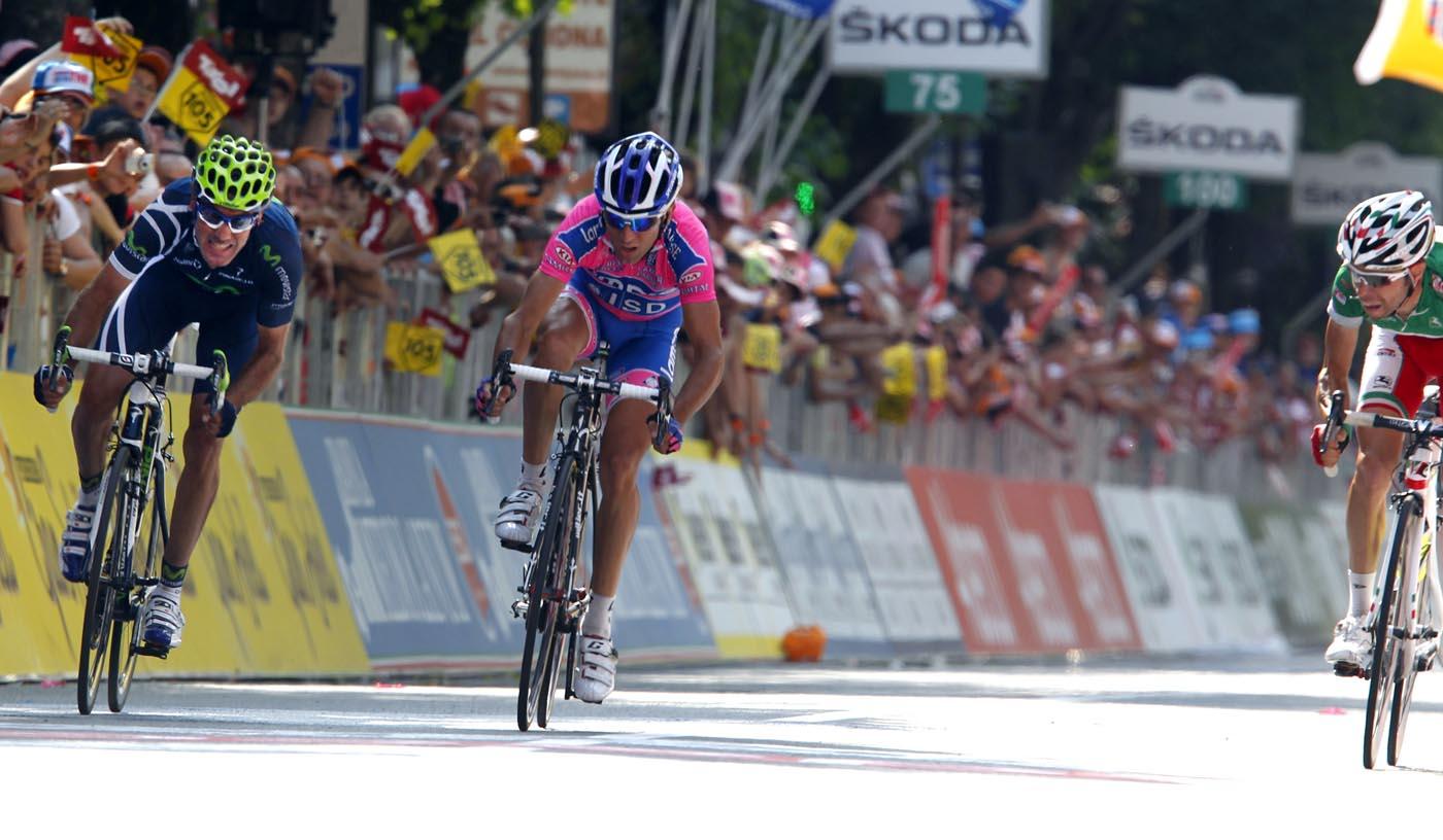 Sprint, Giro d