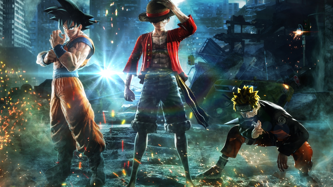 4af990d643 How to unlock Jump Force characters fast - get the full roster with our  handy guide