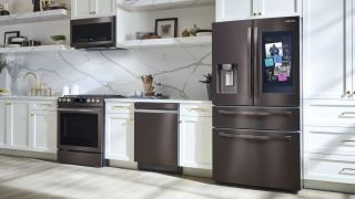 DIY smart home: Samsung appliances