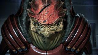 Mass Effect Wrex