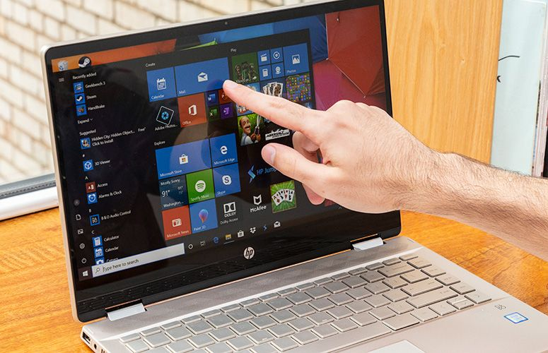HP Pavilion x360 (14-inch) - Full Review and Benchmarks | Laptop Mag