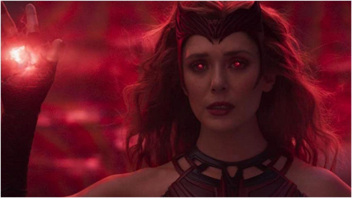 Hidden WandaVision Easter egg revealed the Scarlet Witch costume before the  series aired | GamesRadar+