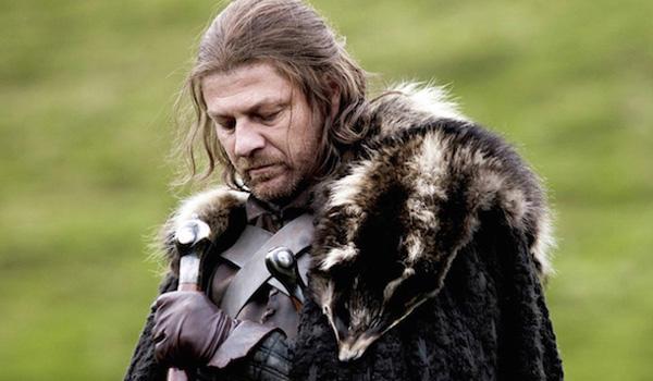 ned stark game of thrones season 1
