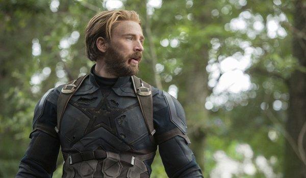 Chris Evans, Avengers: Infinity War