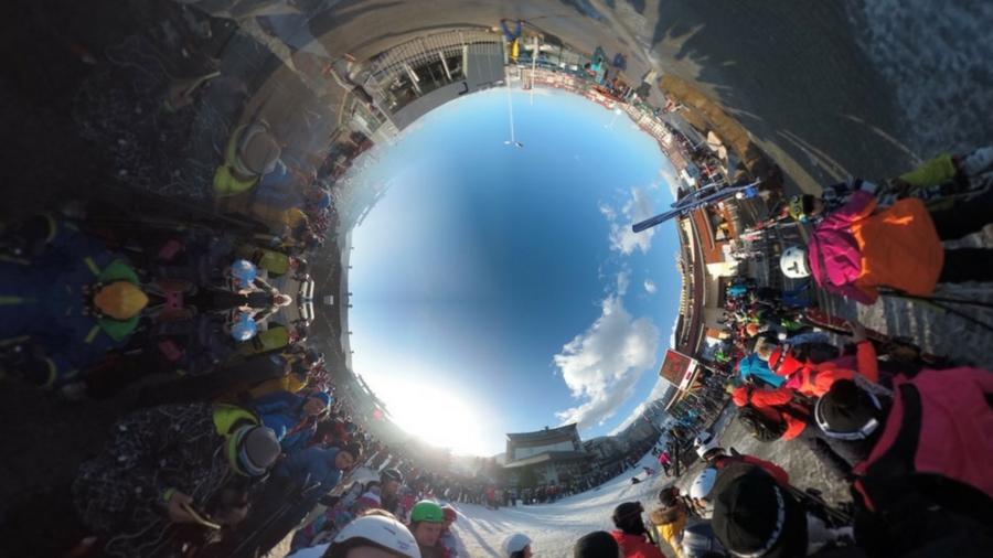 Yi 360 VR 360-degree camera Review